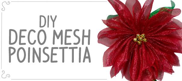 Deco Mesh Wreath Supplies