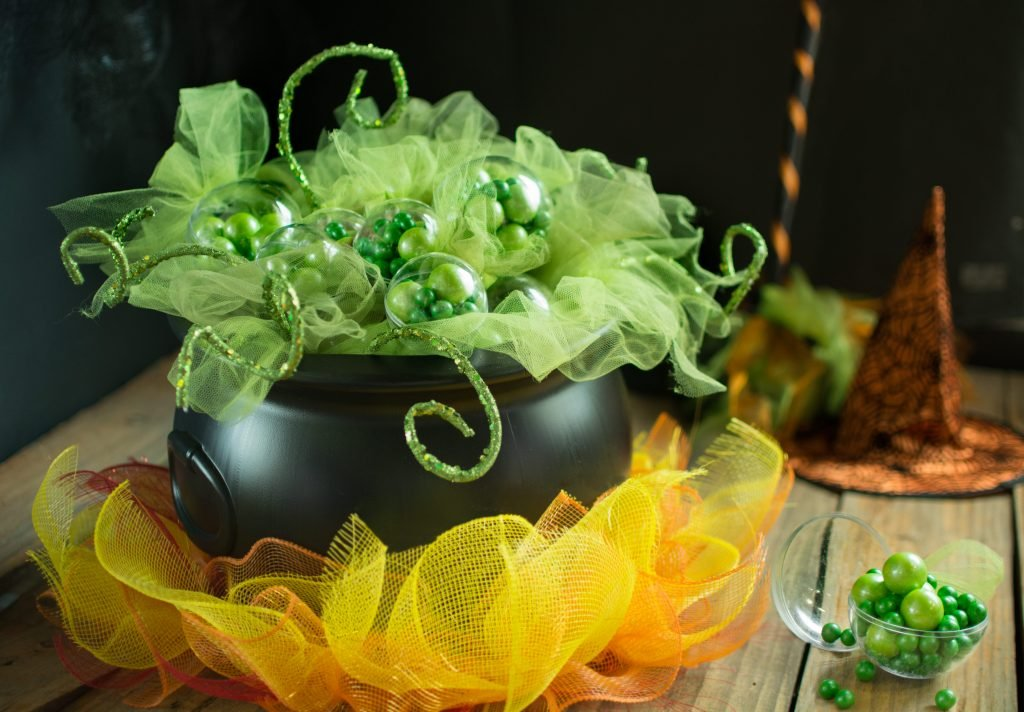 Witch Crafts Three Creative Uses For Cauldrons Craft