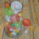 Decorative Wire Balls