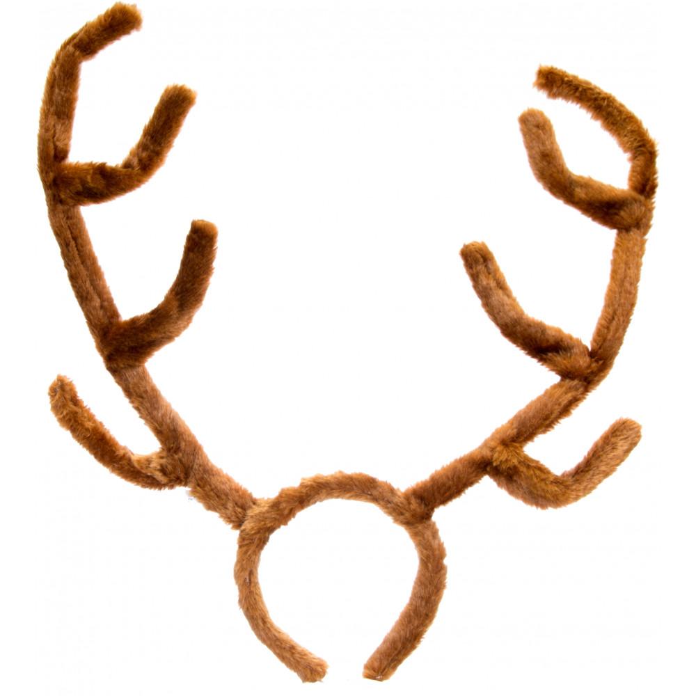 Reindeer Antlers Headband Www Imgkid Com The Image Kid