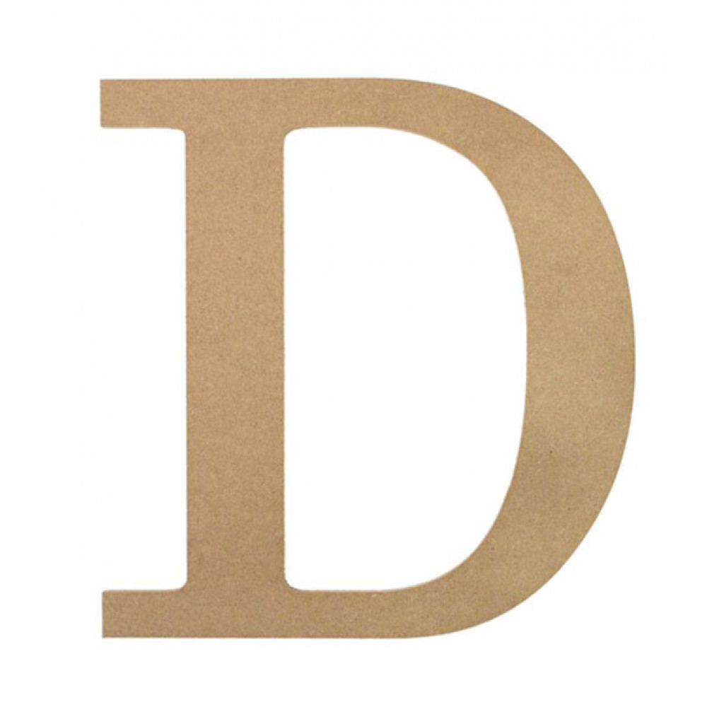 wooden letter d 10 quot decorative wood letter d ab2028 craftoutlet 25673