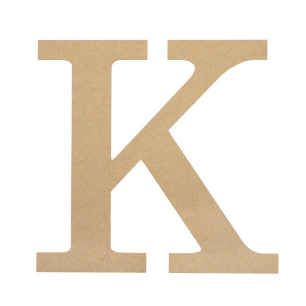wood letter k - Mersn.proforum.co