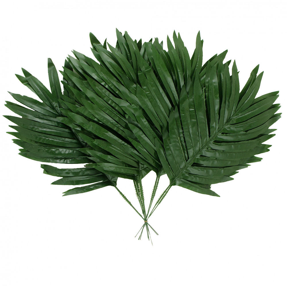 palm leaf rose instructions