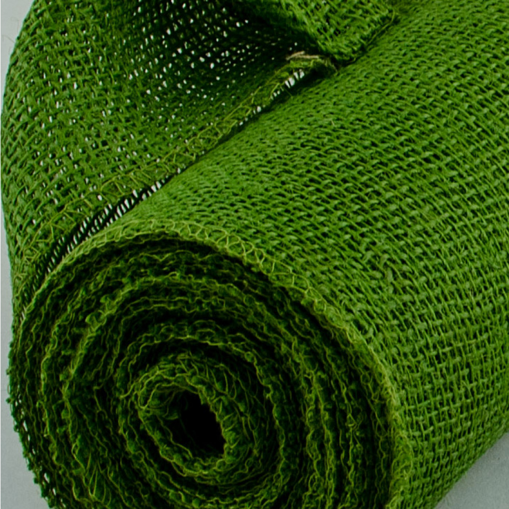 9 Quot Burlap Fabric Roll Olive Green 10 Yards Jrh09 09