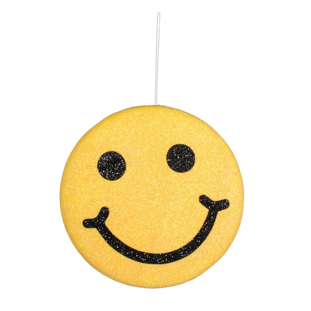 Black smiley face