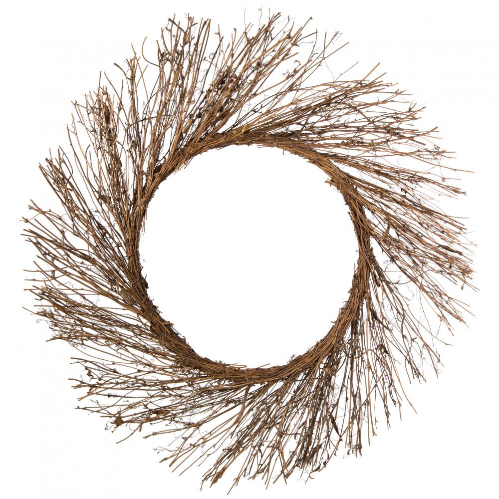 24 Quot Natural Twig Wreath Tg1045 Craftoutlet Com