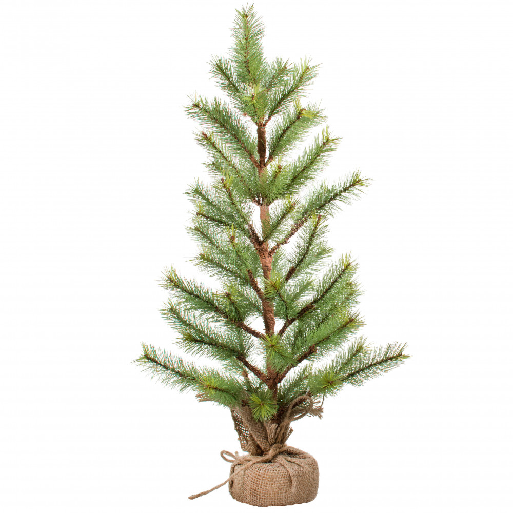 24 alaska fir tree green - Small Black Christmas Tree