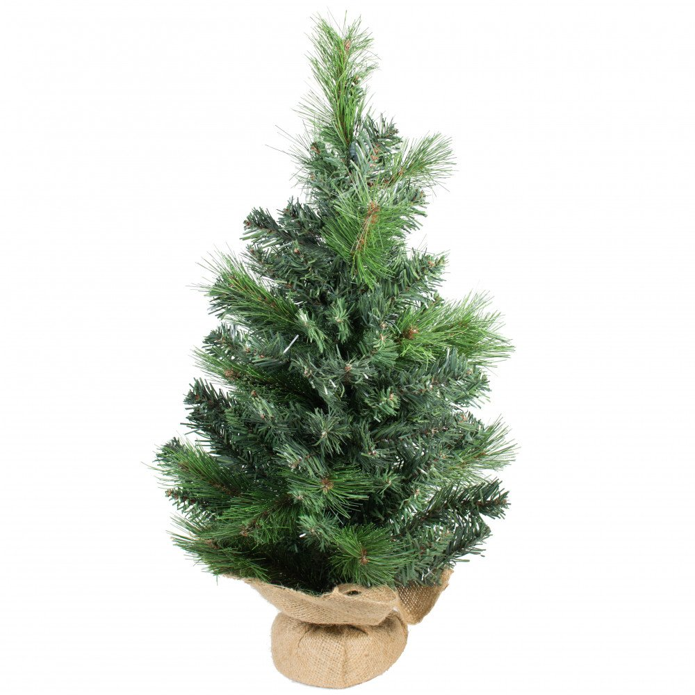 "24"" Mixed Pine Small Christmas Tree [2838020GR ..."