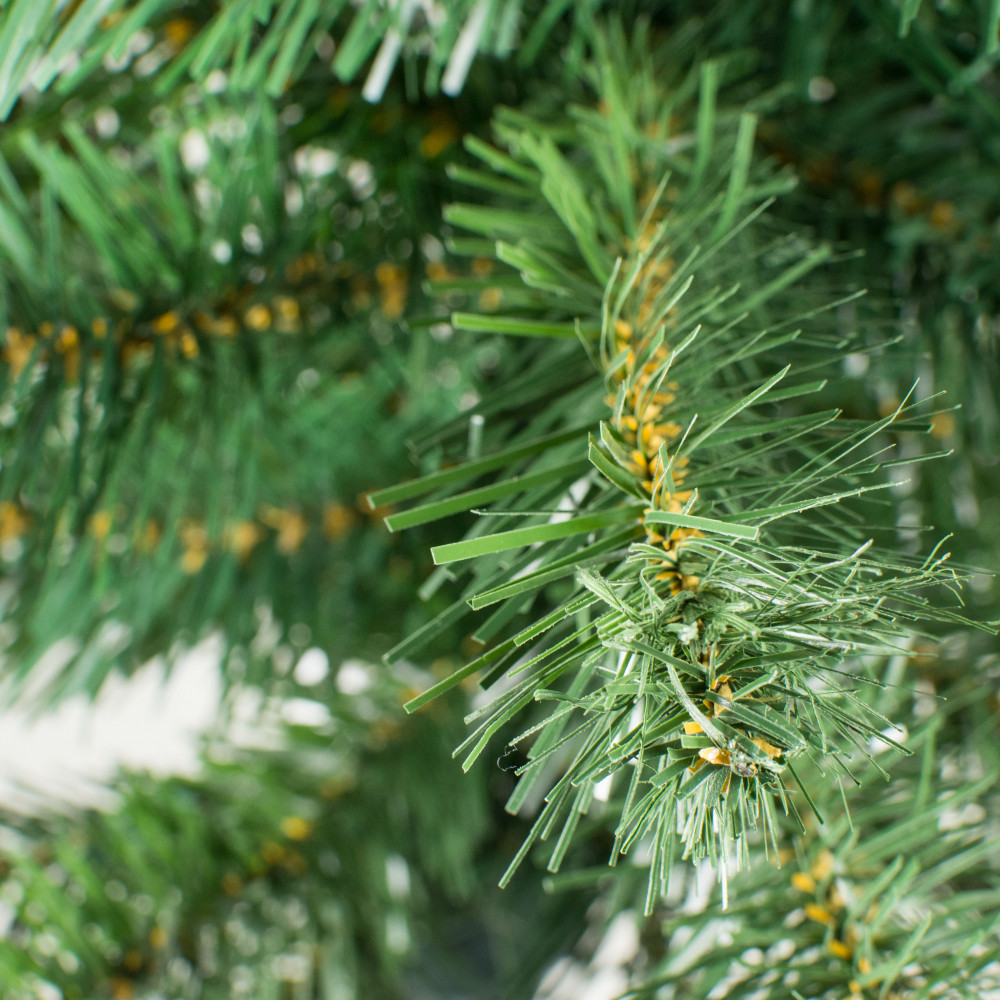 "Stake Christmas Trees: 24"" Small Cemetery Pine Tree With Stake [XT4665"