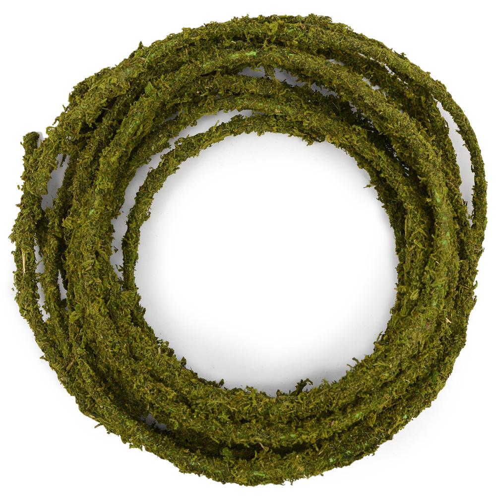 Moss Rope Garland: 25 ft [TG1186J2] - CraftOutlet.com