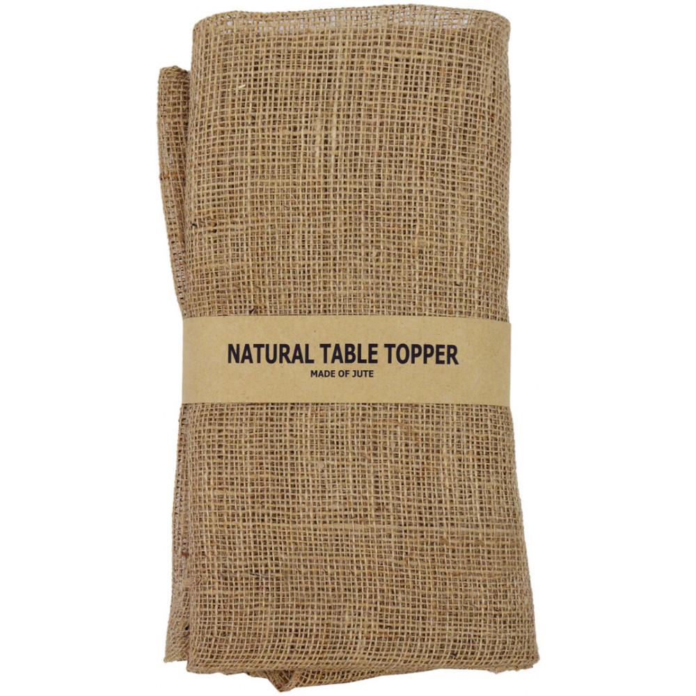 60 square burlap table topper natural jh ts12 for 60 burlap