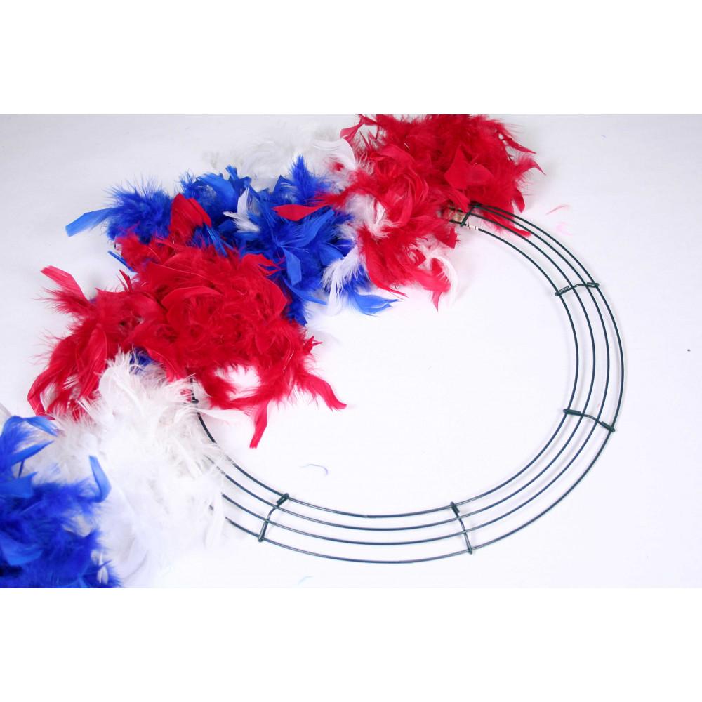 Box Wire Wreath Form 16 Inch Round 36005 Craftoutlet Com