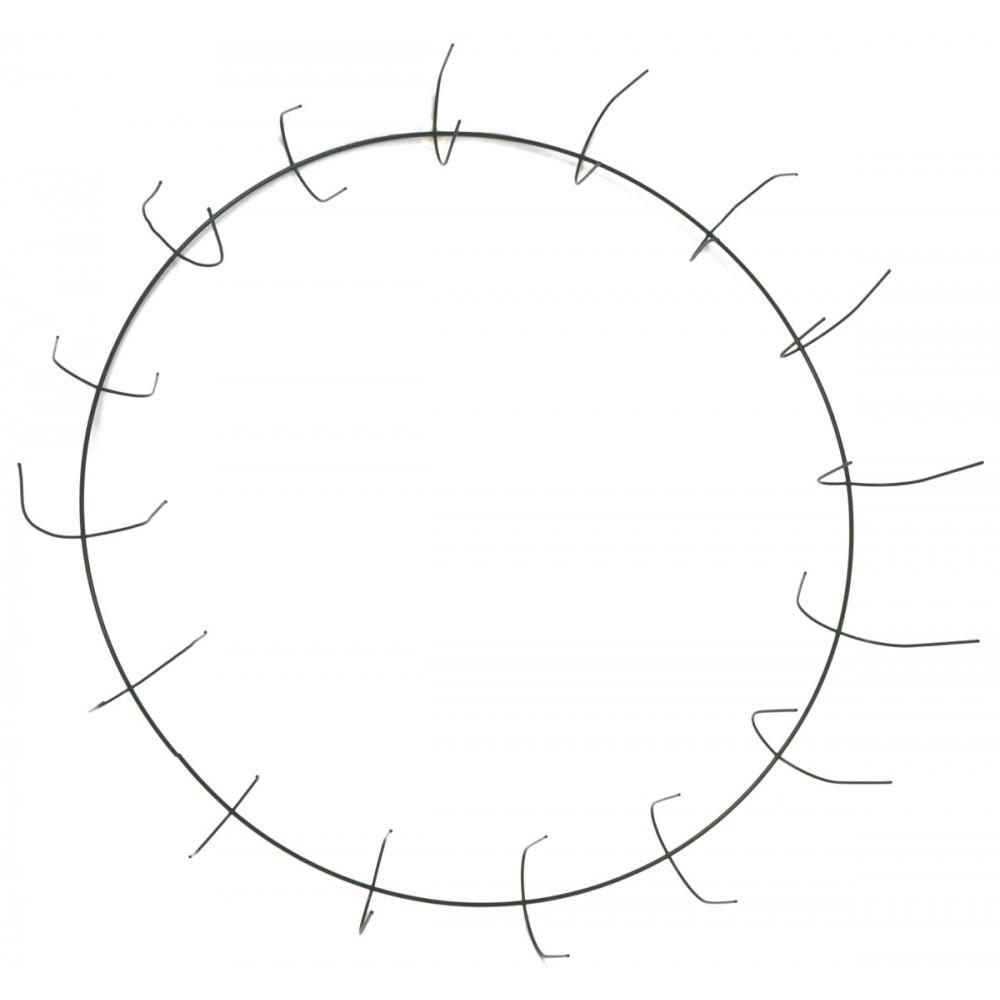 ez wire wreath form  16-inch  36116