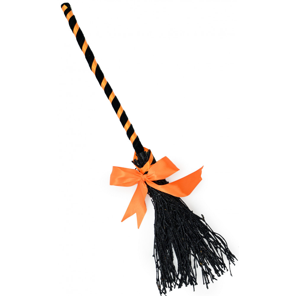 how to make a witches broom
