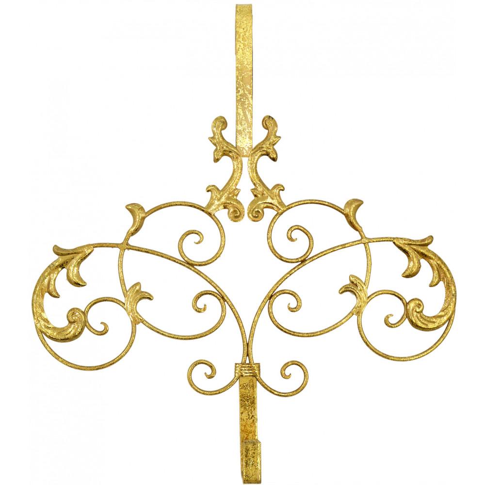 Scroll Wreath Hanger Gold 56211 Dp Craftoutlet Com