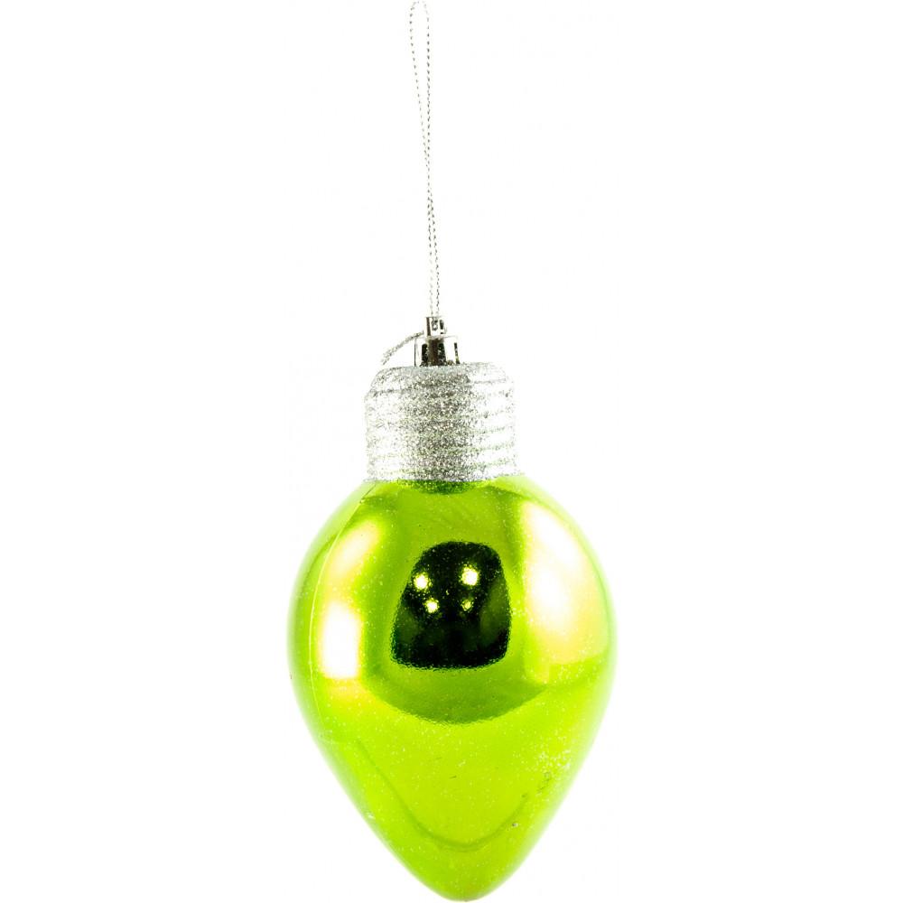 Light Bulb Christmas Ornament