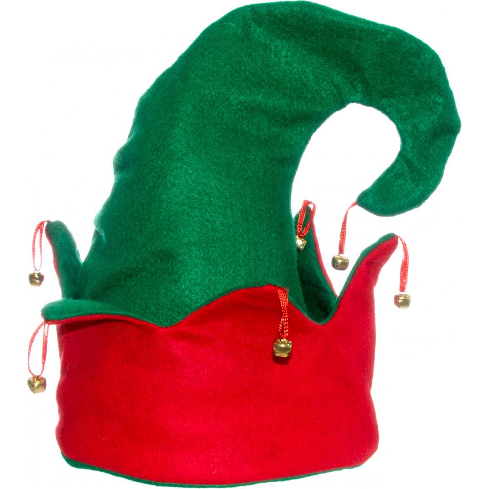 Red green felt elf hat 20001rgao craftoutlet red green felt elf hat maxwellsz