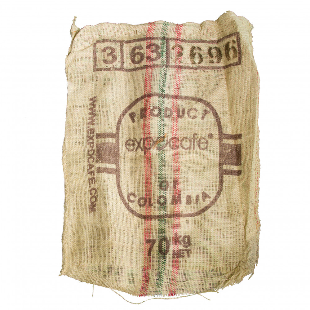 recycled burlap sacks printed 26 x 40 6632 craftoutlet com