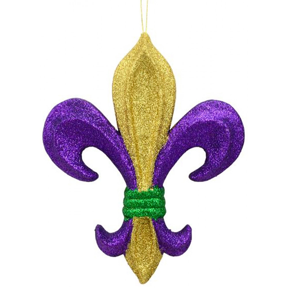 Mardi Gras Christmas Decorations