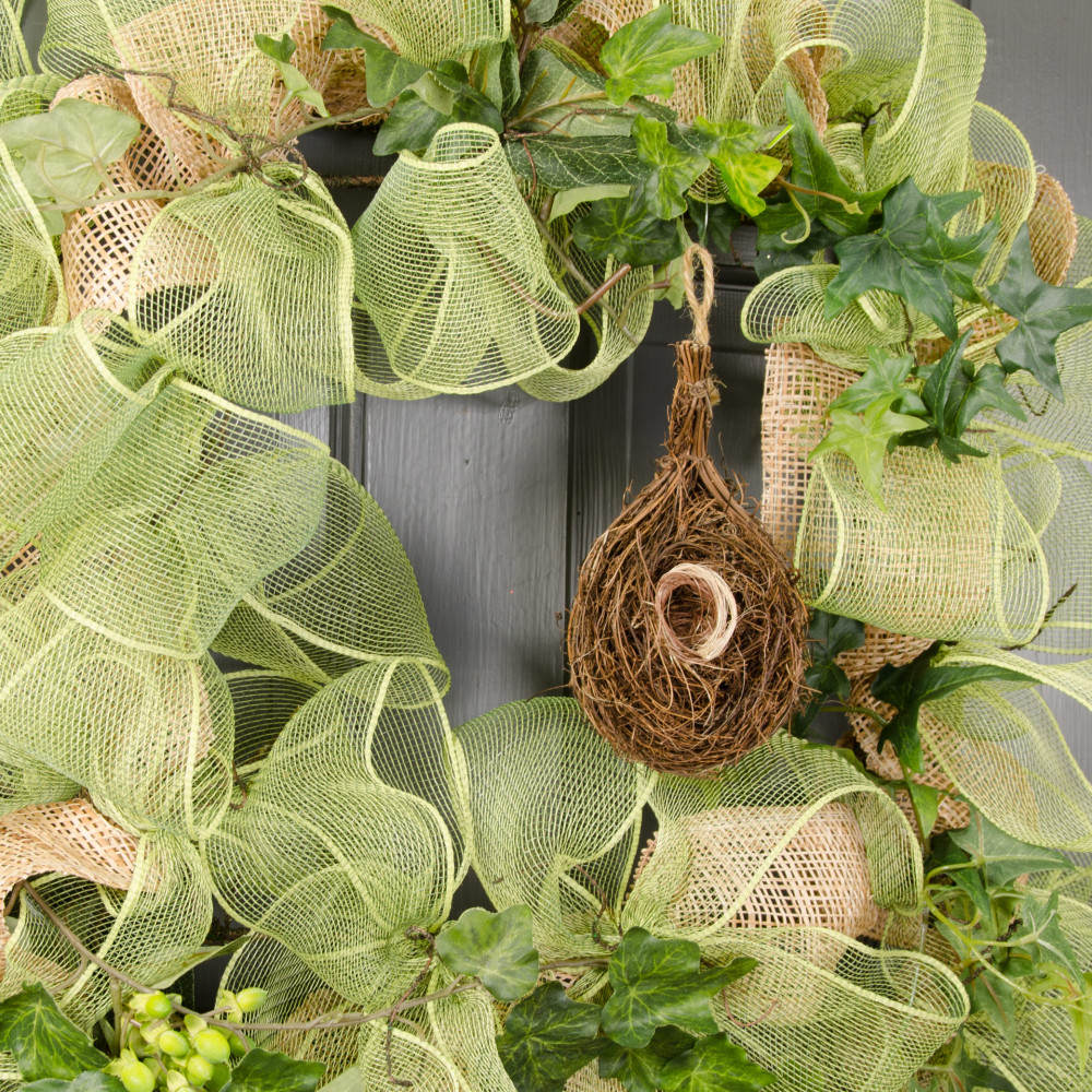 Natural Vine Hanging Bird Nest Pictures Gallery
