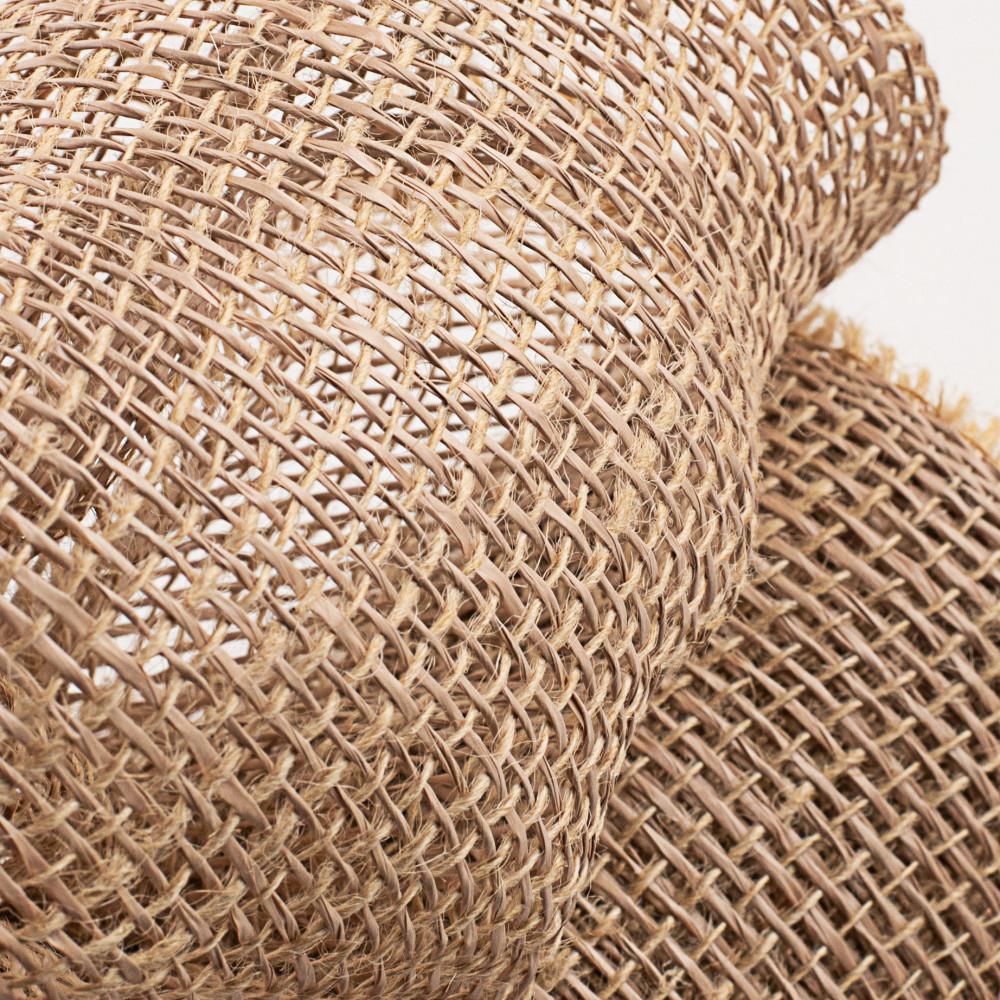 Quality Deco Mesh Natural Wreath Mesh Burlap Mesh Free Shipping 10 inch x 10 yards Natural Poly Jute Deco Mesh
