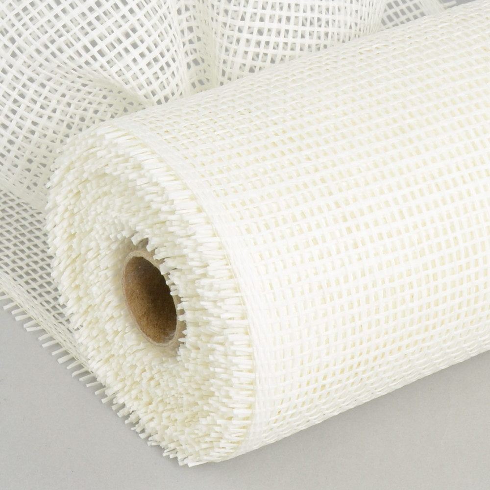 10 paper mesh roll white 10 yards rr800127