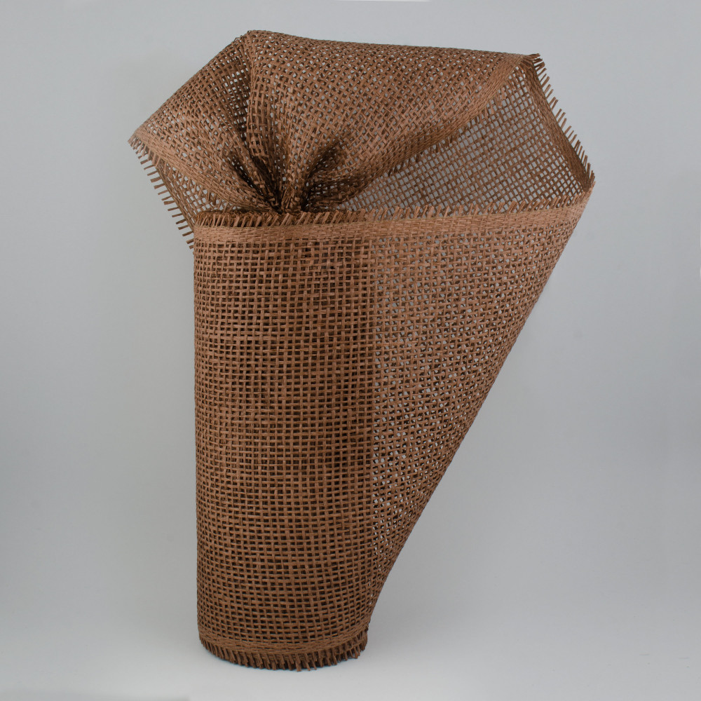 10 paper mesh roll chocolate brown rr800131. Black Bedroom Furniture Sets. Home Design Ideas