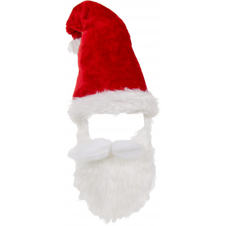 Kanekalon, Human hair and Yak Santa Claus wig and beard sets as well as wigs for Mrs Claus.