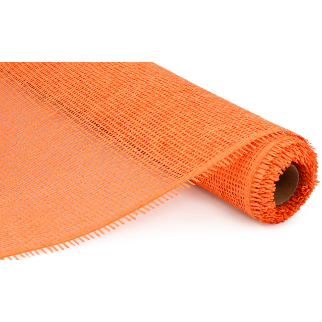 20 5 paper mesh orange 5 yards re155620