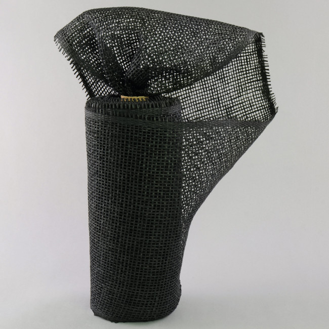 10 paper mesh roll black 10 yards. Black Bedroom Furniture Sets. Home Design Ideas