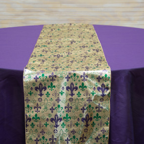 Table Linens Mardi Gras Craftoutlet Com