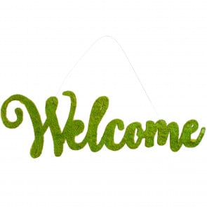 Image result for welcome signs in green