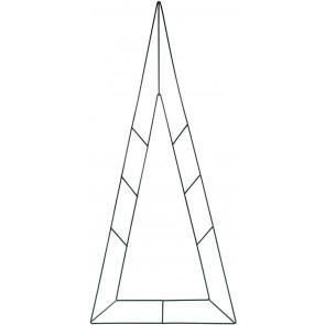 Deco Mesh Cone Tree Forms Craftoutlet Com