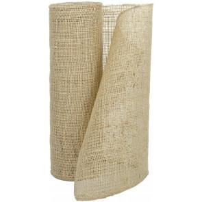 "14"" Burlap Fabric Roll Ivory (10 Yards)"