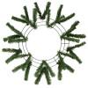 "15-24"" Work Wreath Form: Green"