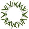 "20-30"" Work Wreath Form: Green"