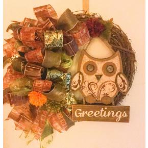 Fall greetings