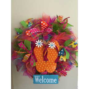 Bright Summer Welcome!