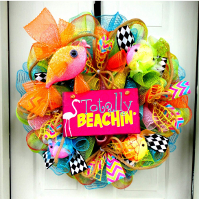Totally Beachin!
