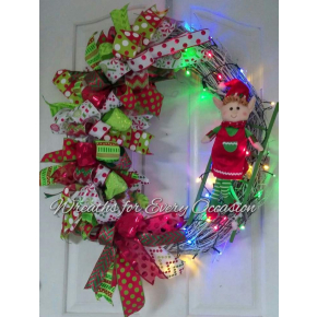 Holiday Elf Grapevine