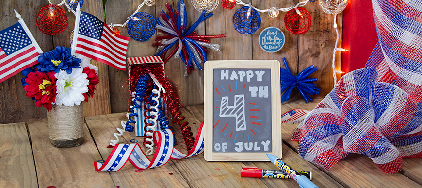 Patriotic Craft Supplies